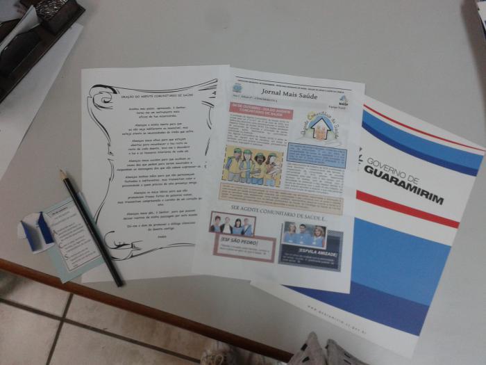 04 De Outubro Dia Do Agente Comunitário De Saúde Acs Rede