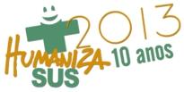 Material Gráfico - Logo 10 Anos HumanizaSUS