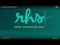 Tutoriais - Apresentação RedeHumanizaSUS