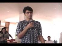 Primeiro World Café da Rede HumanizaSUS, realizado em Brasília no dia 23 de fevereiro de 2008, onde aconteceu o lançamento da rede.